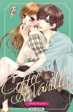 COFFEE & VANILLA -  (V.F.) 12