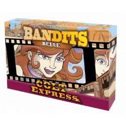 COLT EXPRESS -  BANDITS - BELLE (BILINGUE)