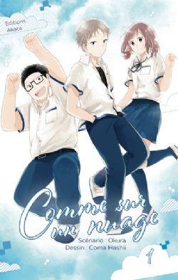 COMME SUR UN NUAGE -  (V.F.) 01