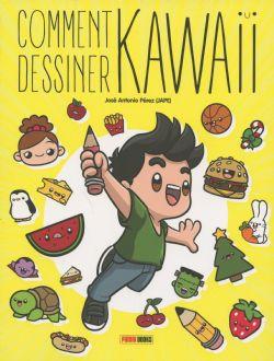 COMMENT DESSINER KAWAII