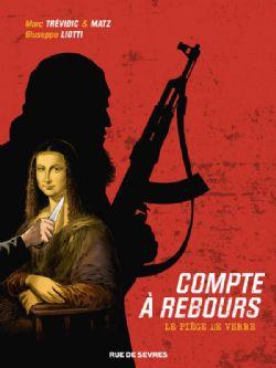 COMPTE À REBOURS -  LE PIÈGE DE VERRE 02
