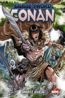 CONAN -  CONAN LE JOUEUR -  SAVAGE SWORD OF CONAN 02