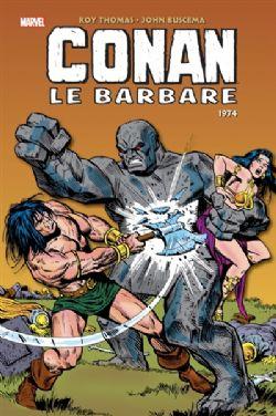 CONAN -  INTÉGRALE 1974 -  CONAN LE BARBARE