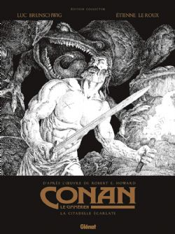 CONAN LE CIMMÉRIEN -  LA CITADELLE ÉCARLATE (EDITION COLLECTOR) 05