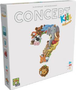 CONCEPT -  KIDS (ANGLAIS)