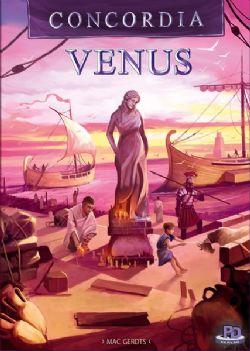 CONCORDIA -  JEU DE BASE & VENUS (ANGLAIS)