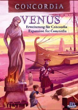 CONCORDIA -  VENUS (ANGLAIS)