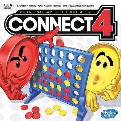 CONNECT 4 -  LE JEU CLASSIQUE (BILINGUE)