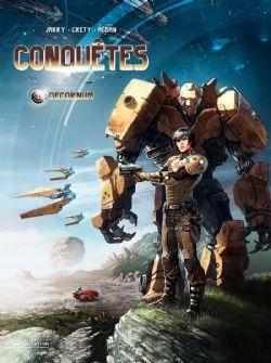 CONQUÊTES -  DECORNUM 03