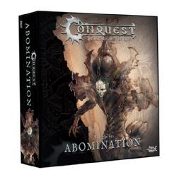 CONQUEST: THE LAST ARGUMENT OF KINGS -  ABOMINATION -  THE SPIRES