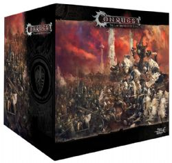 CONQUEST: THE LAST ARGUMENT OF KINGS -  CORE BOX (ANGLAIS) -  THE HUNDRED KINGDOMS