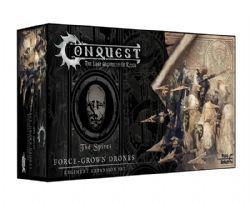 CONQUEST: THE LAST ARGUMENT OF KINGS -  FORCE-GROWN DRONES -  THE SPIRES