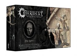 CONQUEST: THE LAST ARGUMENT OF KINGS -  MARKSMAN CLONES -  THE SPIRES