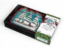 CONSTANTIN PUZZLES -  SHIP IN A BOTTLE (MULTILINGUE)