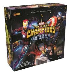 CONTEST OF CHAMPIONS : BATTLEREALM (ANGLAIS) -  MARVEL