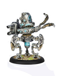 CONVERGENCE OF CYRISS -  MITIGATOR - LIGHT VECTOR (PLASTIC) -  WARMACHINE