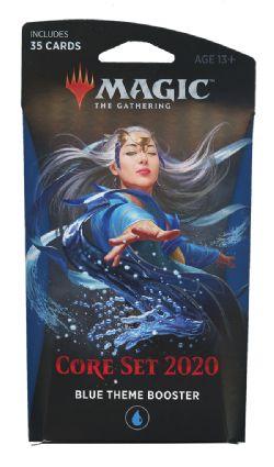 CORE SET 2020 -  BOOSTER THÉMATIQUE BLEU (35)