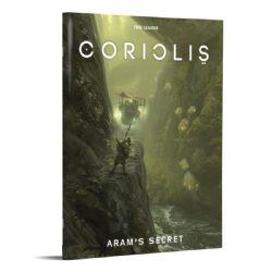 CORIOLIS -  ARAM'S SECRET (ANGLAIS)