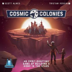 COSMIC COLONIES (ANGLAIS)