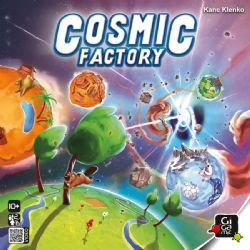 COSMIC FACTORY (ANGLAIS)