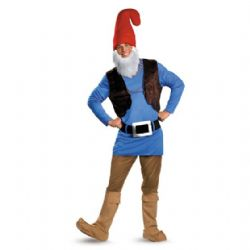 COSTUME DE PAPA GNOME (ADULTE)