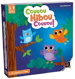 COUCOU HIBOU COUCOU! (FRANÇAIS)