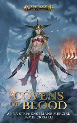 COVENS OF BLOOD (ANGLAIS)