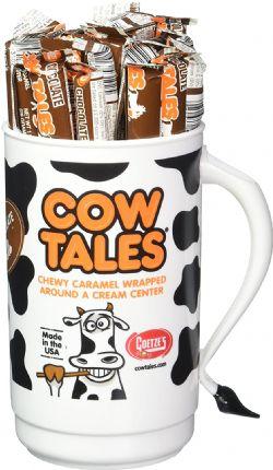 COW TALES -  BROWNIE AU CARAMEL