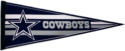 COWBOYS DE DALLAS -  FANION