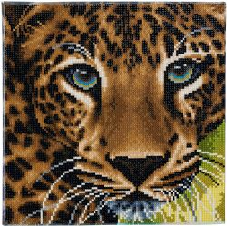 CRAFT BUDDY -  LEOPARD (30 CM X 30 CM)