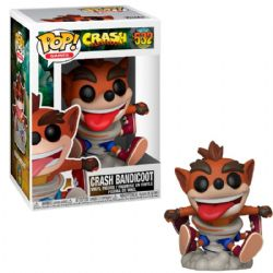 CRASH BANDICOOT -  FIGURINE POP! EN VINYLE DE CRASH BANDICOOT (10 CM) 532