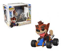 CRASH BANDICOOT -  FIGURINE POP! EN VINYLE DE CRASH BANDICOOT (10 CM) 64