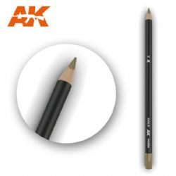 CRAYON AQUARELLE -  OR (5) -  AK INTERACTIVE