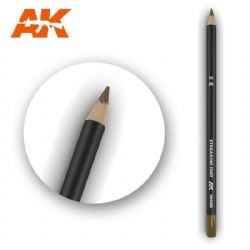 CRAYON AQUARELLE -  STREAKING DIRT (5) -  AK INTERACTIVE