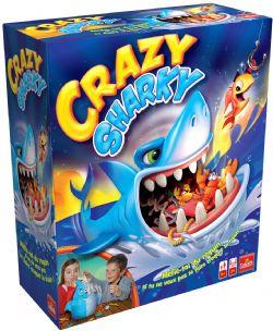 CRAZY SHARKY (FRANÇAIS)