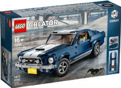 CREATOR -  FORD MUSTANG (1471 PIÈCES) 10265