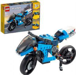 CREATOR -  LA SUPER MOTO (236 PIÈCES) 31114