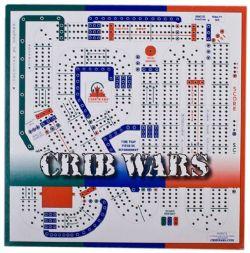CRIB -  CRIB WARS - DELUXE