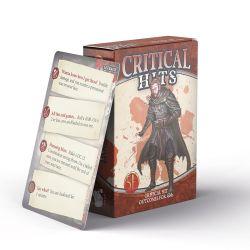 CRITICAL HITS -  FOR GMS (ANGLAIS)