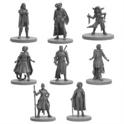 CRITICAL ROLE -  MIGHTY NEIN MINIATURES