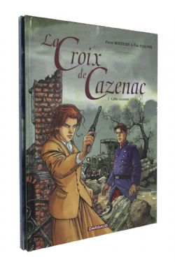 CROIX DE CAZENAC, LA -  BD USAGÉS TOME 01 À 03