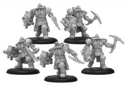 CRUCIBLE GUARD -  STORM TROOPERS -  WARMACHINE