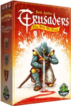 CRUSADERS : THY WILL BE DONE (ANGLAIS)