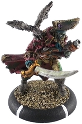 CRYX -  CAPTAIN RENGRAVE - CHARACTER SOLO