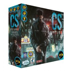 CS-FILES -  AGENTS INFILTRÉS (FRENCH)
