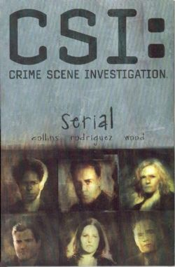 CSI -  LIVRE USAGÉ - CRIME SCENE INVESTIGATION SERIAL TP (ANGLAIS)