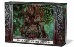 CTHULHU: DEATH MAY DIE -  BLACK GOAT OF THE WOODS (ANGLAIS)