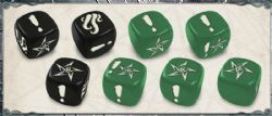 CTHULHU: DEATH MAY DIE -  EXTRA DICE