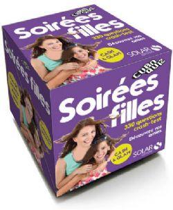 CUBOQUIZ -  SOIRÉES FILLES - 330 QUESTIONS