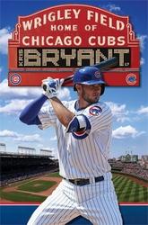 CUBS DE CHICAGO -  AFFICHE